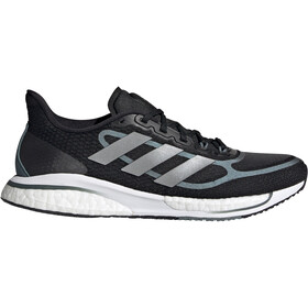 adidas Supernova + Shoes Women core black/silver metal/blue oxide